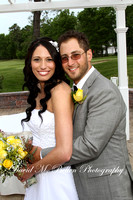 Brittany and Mike @ Blue Heron Pines