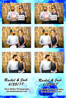 Rachel & Josh Photo Booth Photos